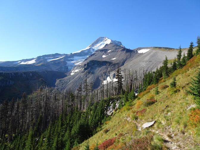 Mt. Hood Timberline Trail – Circumnavigating a Beauty | USA