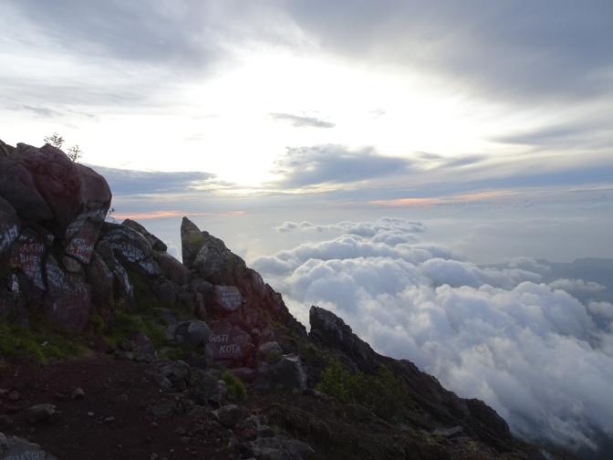 Mount Agung – My X-Mas Present | Indonesia