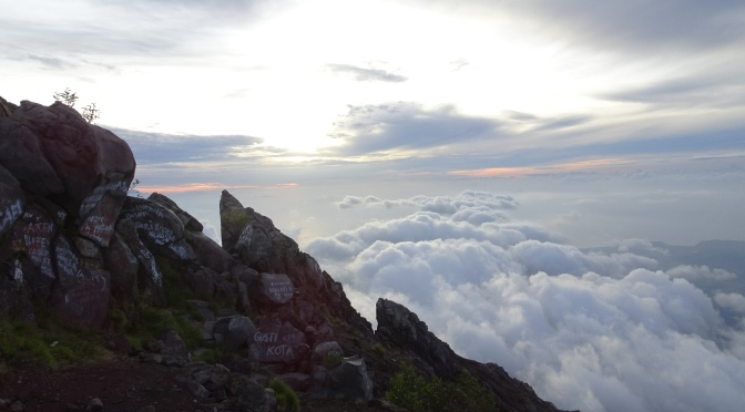 Mount Agung – My X-Mas Present | Indonesia