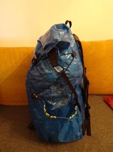 MYOG IKEA Hackpack